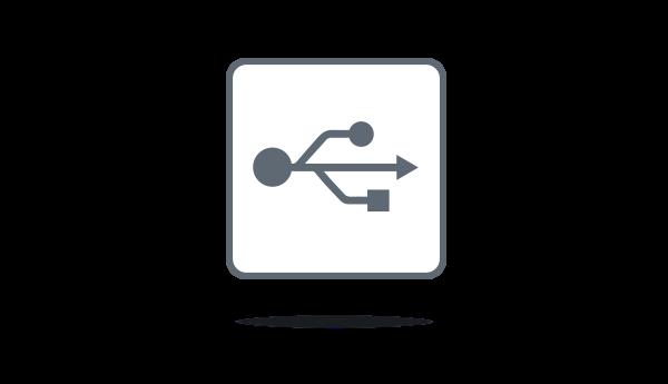 Питание от USB