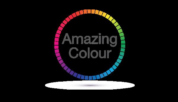 Удивительные цвета